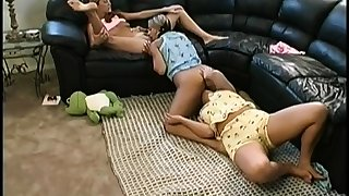 Lesbian cunt seal the doom and fingering close to trine